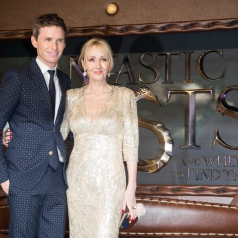 Fantastic Beasts: European Premiere