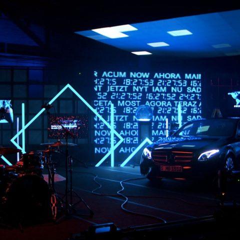 Unit 9: Mercedes E350 e Launch