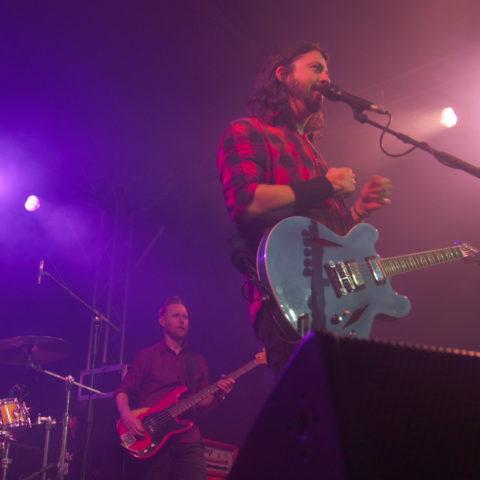 Foo Fighters: Glastonbury 2017 Announcement